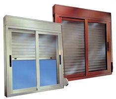 Ventanas t rmicas de pvc y aluminio en madrid aluminios - Aluminios escaso ...